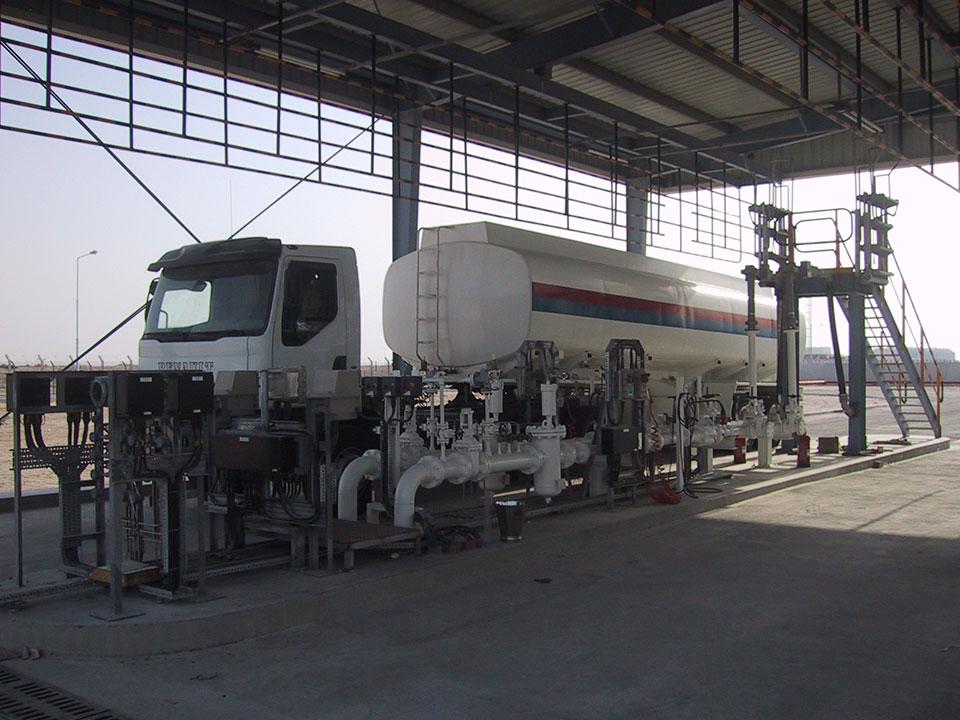 Petro Chem Technologies Caltex Qatar